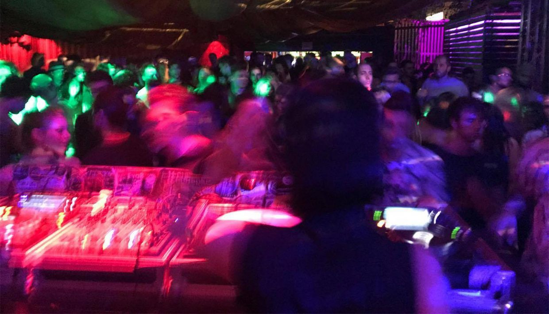 Berlin Techno Clubs Underground Suicide Circus