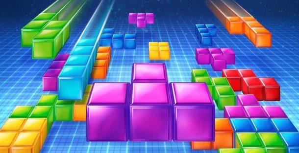3d tetris techno soundtrack