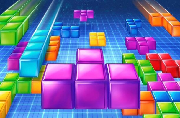 3d tetris techno soundtrack