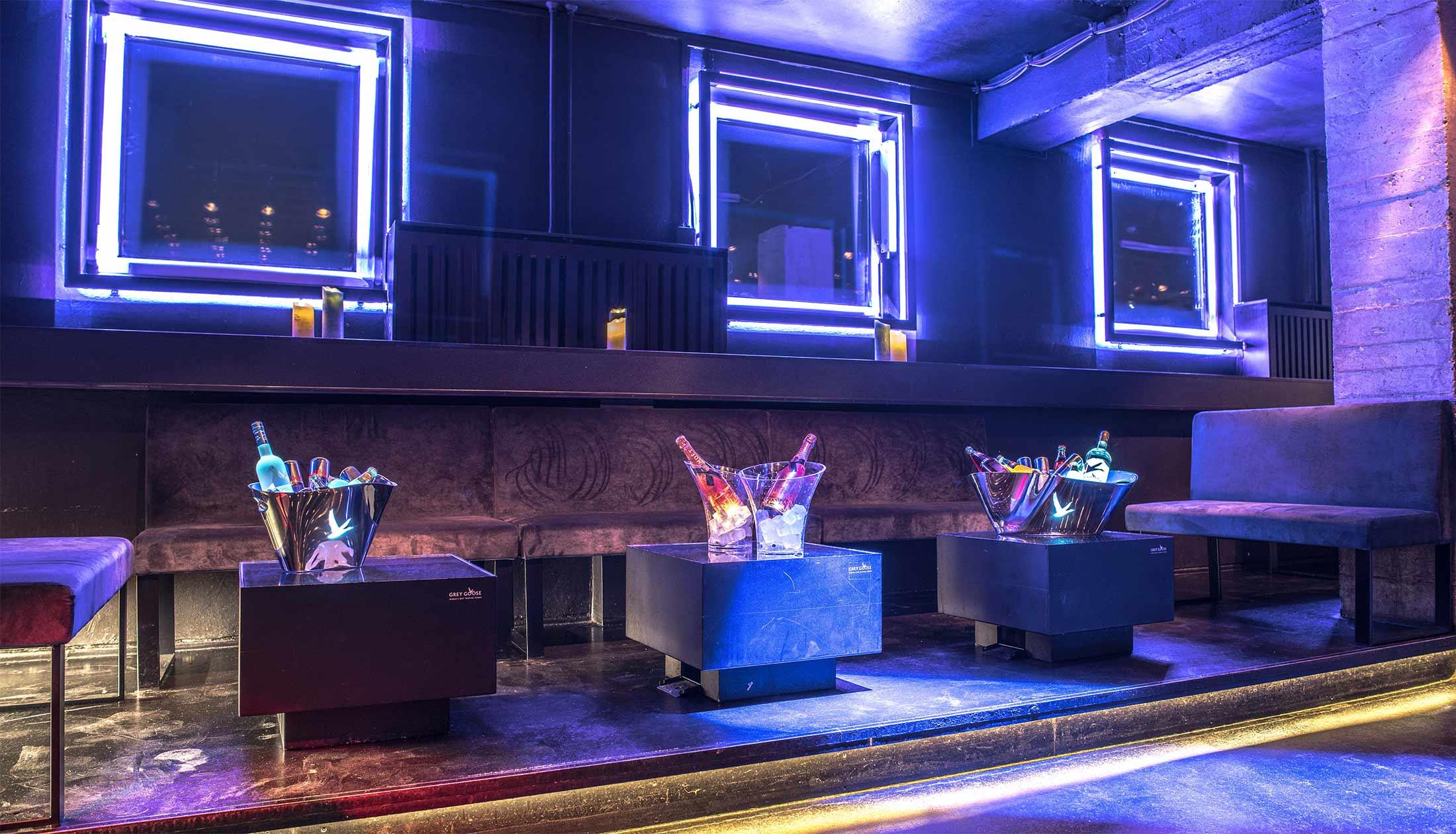 Berlin Techno Clubs Underground House of Weekend