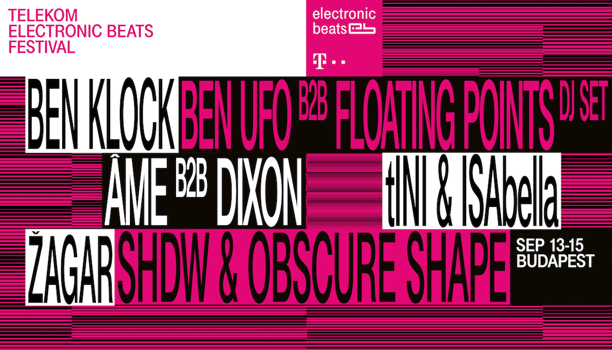Budapest Ben Klock Dixon Ben Ufo Floating Points