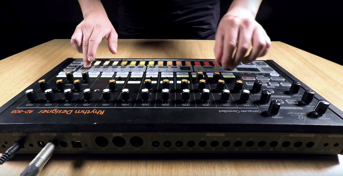 Watch A Teaser Video That Shows Off Behringer's Banging New