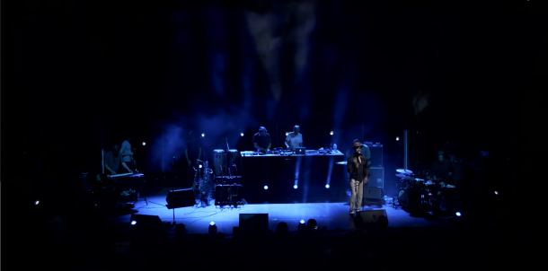 Jazzanova live in Berlin 2018 The Pool Volksbühne