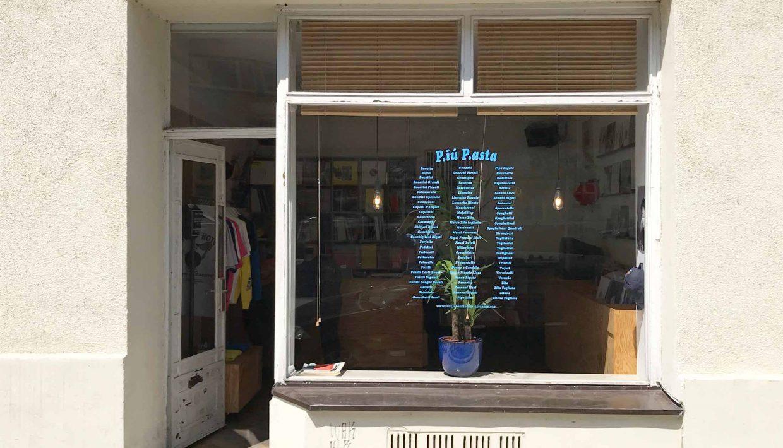 Public Possession Store Front