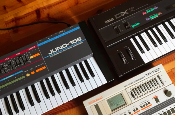 This Video Will Teach You How To Make '80s Italo Disco (With Just A Few Synths)