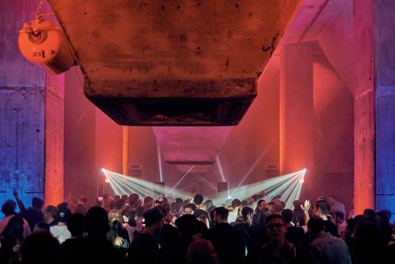 Mischanlage is a venue at Kokerei Zollverein