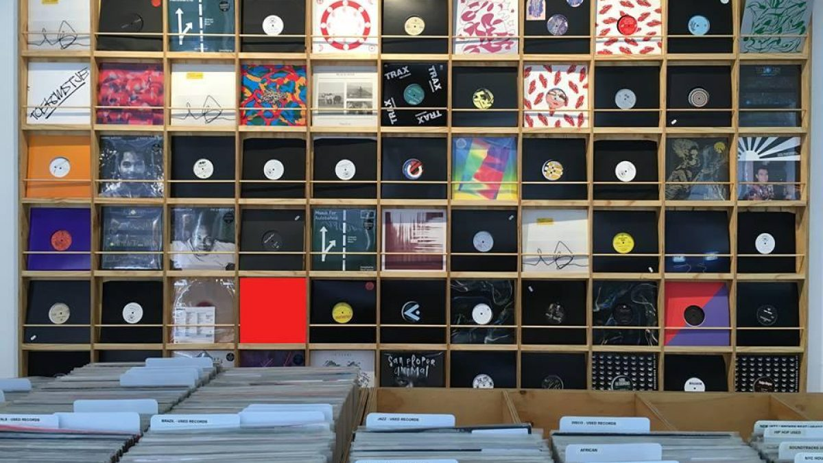 Hear 25 Hours Of Mixes Recorded By DJs Crate Digging The Record Bins At Rush Hour