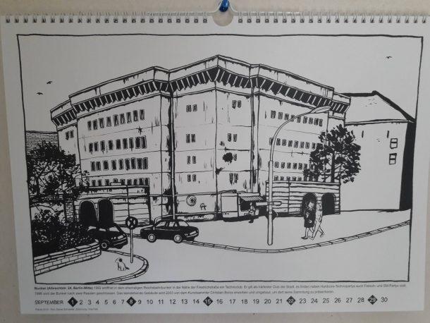 Legendary Berlin Techno Clubs