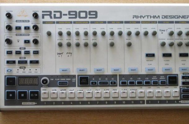 Knobcon Behringer's New TR-909 Clone