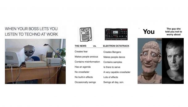 Techno Memes