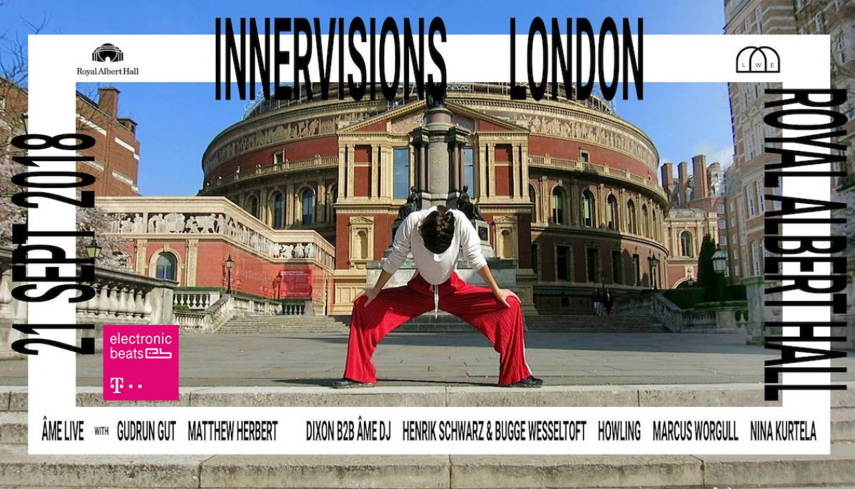 Innervisions Label Showcase London Royal Albert Hall