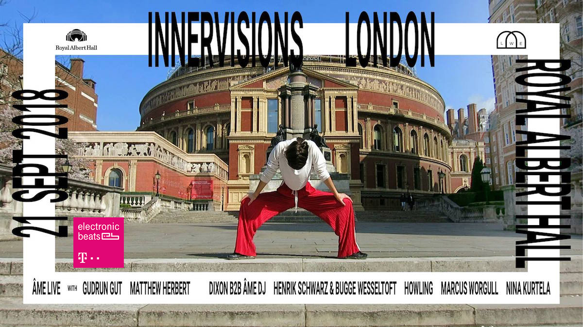 Innervisions Label Showcase London Royal Albert Hall