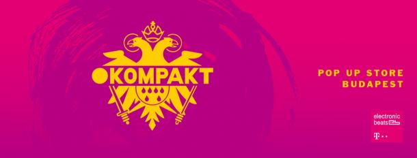 Kompakt Logo Budapest Hungary