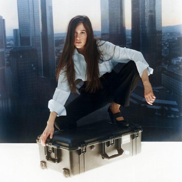 Listen To Nina Kraviz's 145 BPM Techno Remix Of Marie Davidson's New Single