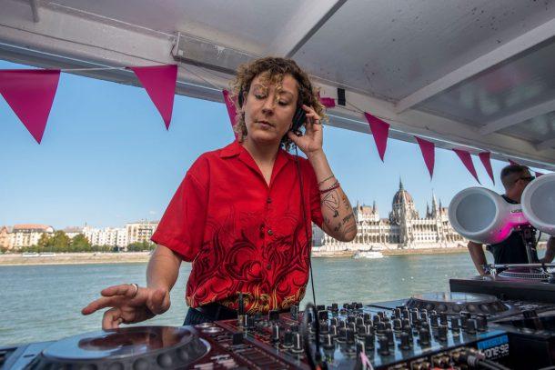 Techno Festival Budapest Ben Klock Telekom Hungary