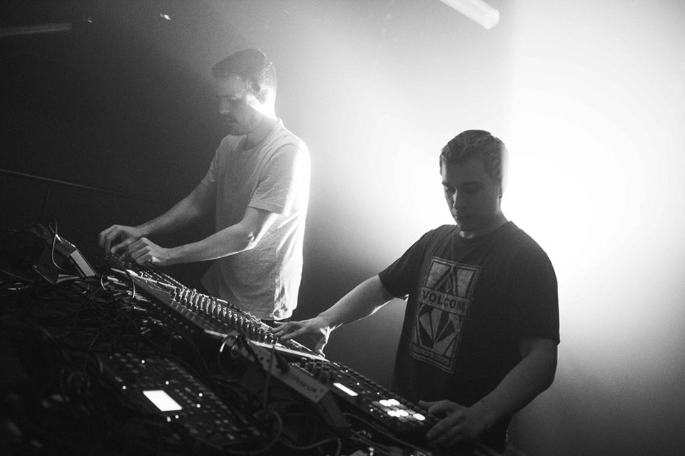 Hear A Brutal Acid Techno Live Set Recorded By 999999999 For Berlin Party Crew SYNOID