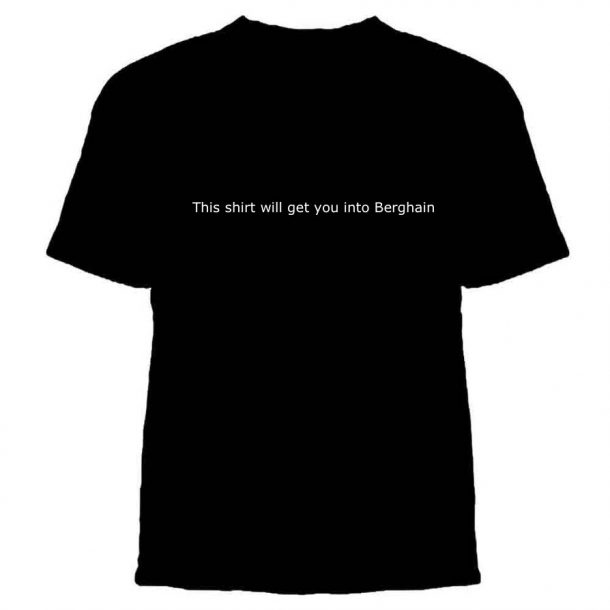 Berghain Shirt
