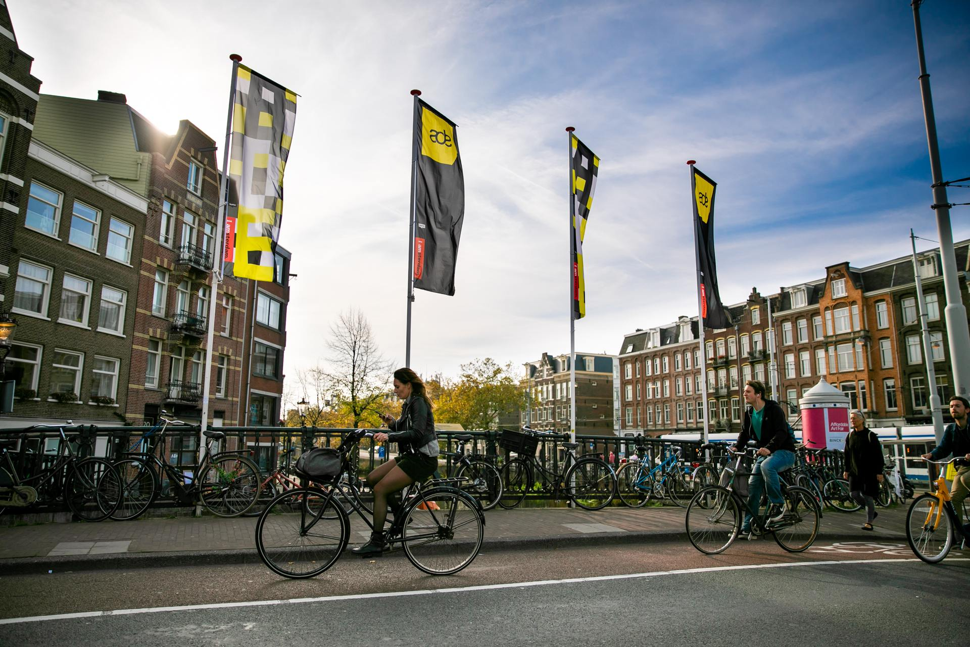 Amsterdam itself is one of the best reasons to go to Amsterdam Dance Event. It's an incredible city with a great scene.