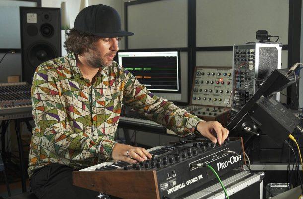 Mathew Jonson Pro-One Synthesizer Synthporn Music Gear