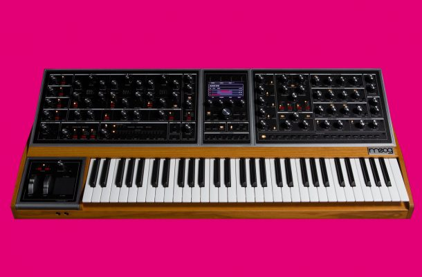 Moog One Polysynth