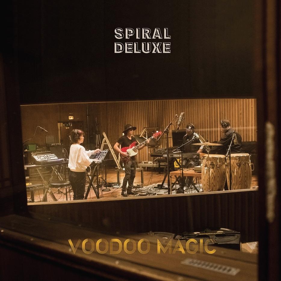 Spiral Deluxe Square LP JeffMIlls