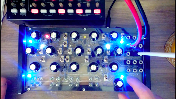 This Strange muscarin Synthesizer Will Help You Make Ambient Drone Noises