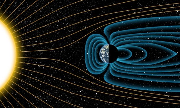This Recording Of The Earth's Magnetic Field Sounds Like Something Ricardo Villalobos Would Play