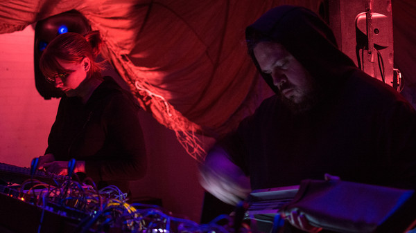 Hear The Twisted Electro Vision Of Cult Detroit Duo Ectomorph's Debut LP