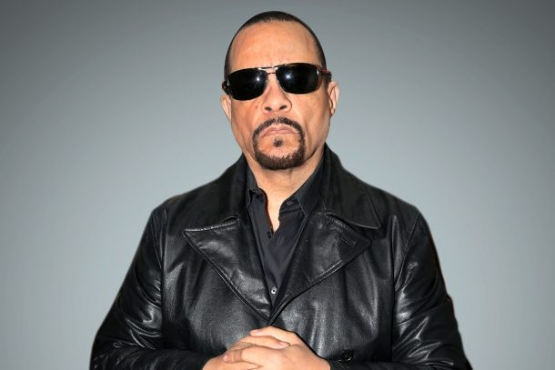ice-t The West Coast hip-hop artist has teamed up with Mr. X for the debut LP Hip Hop DJs Don't Play Techno electronic beat empire