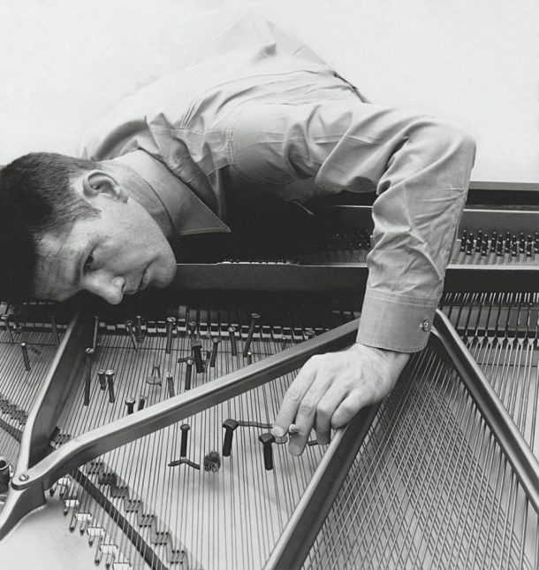 Annoy Your Friends, Family And Coworkers With This John Cage Prepared Piano App