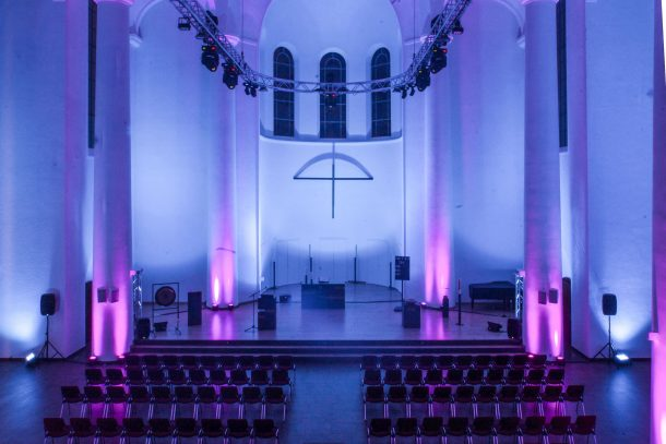 We're Throwing A Techno Party At This Incredible Church In Essen