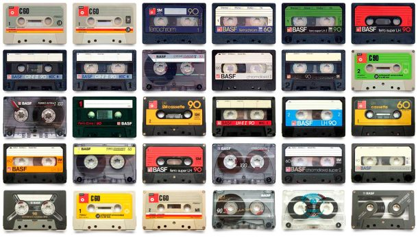 This Website Is Like Discogs But For Rare Synth Wave, Ambient And Industrial Cassettes