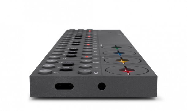 Teenage Engineering's OP-Z Sequencer