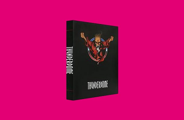 Thunderdome Book