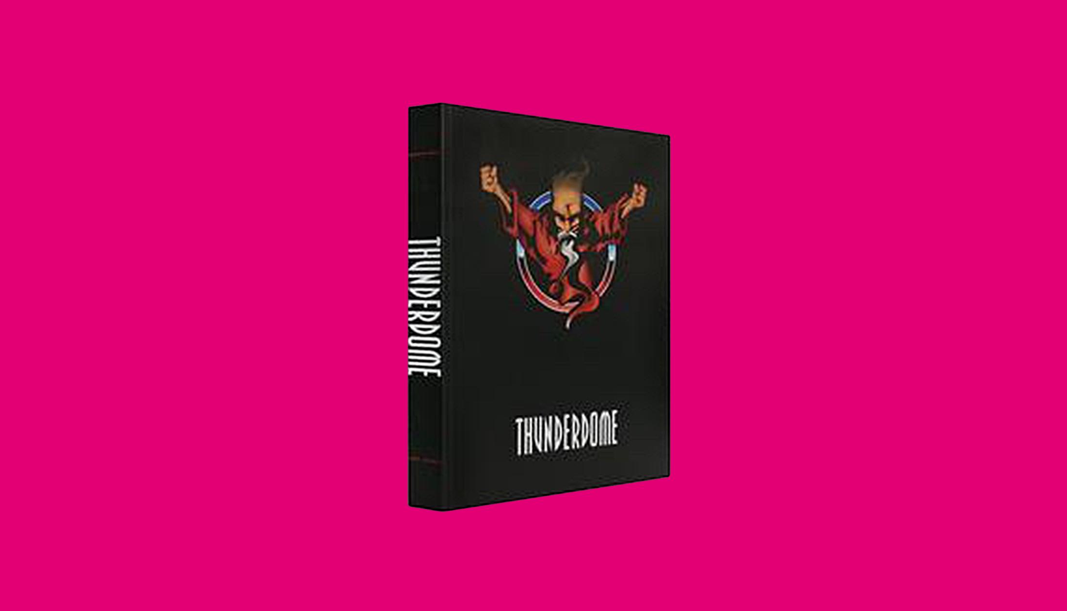 Thunderdome Book
