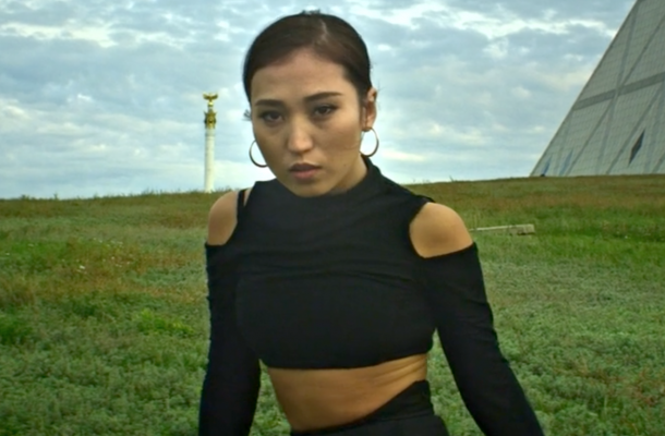 Kazakhstan Dancer, Astana, Contemporary dance, Spingun