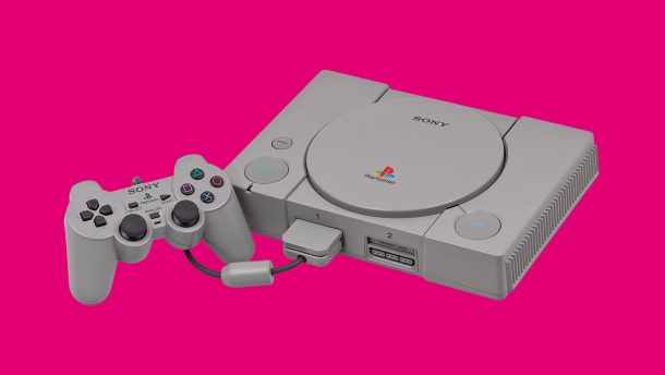 Sony Playstation PSX Console Controller