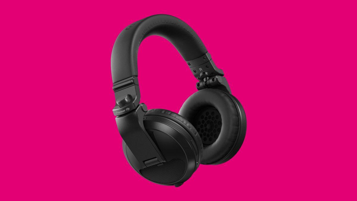 Pioneer DJ's New HDJ-X5BT Bluetooth Headphones