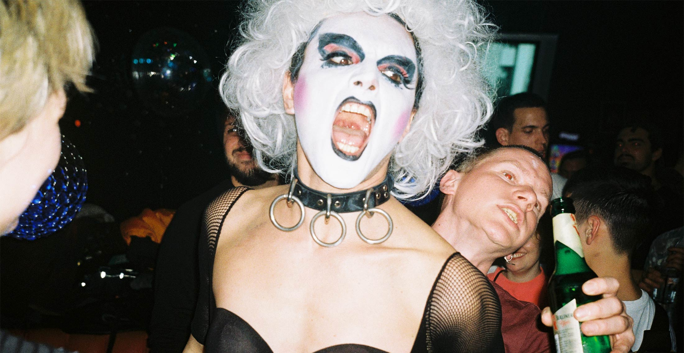 Check Out The Wild Side Of Berlin's Queer Club Scene With These Photos By Spyros Rennt