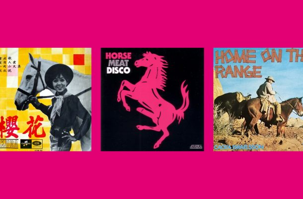 horse-covers discogs lists