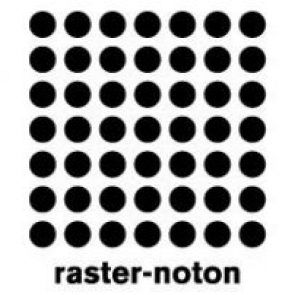 Raster-Noton Logo Press