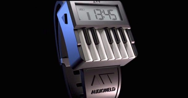 synthwatch wearable synthesizer