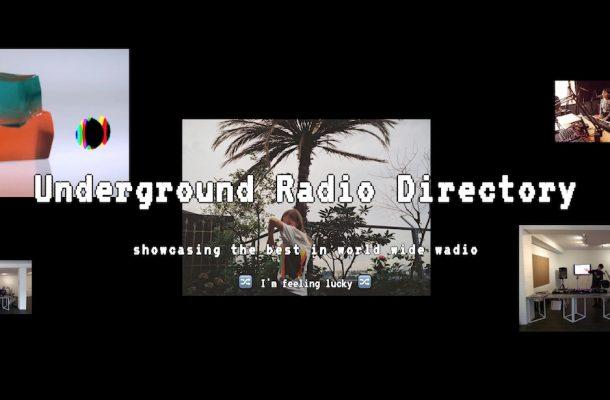 underground radio directory 80 stations