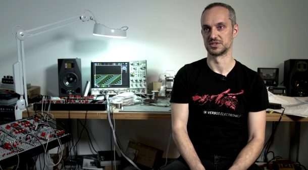 Learn About Mark Verbos' Approach To Modular Synthesizers With This In-Depth Video