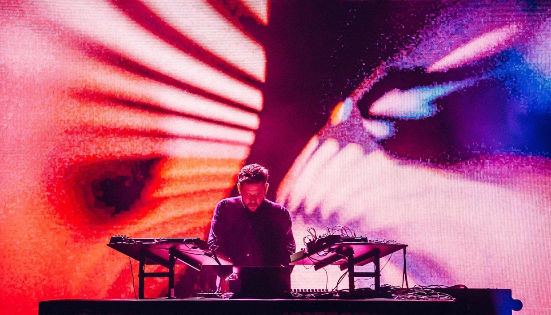 Innervisions' Ame at Royal-Albert-Hall by Luke Dyson Mathew Herbert Gudrun Gut