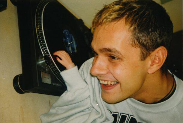 DJ Disko by Tilman Brembs