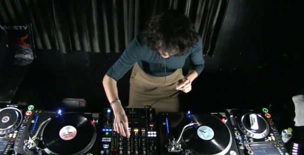 Tune In To Japanese Stream Site Dommune To Watch A Vinyl '90s House Set By Eris Drew