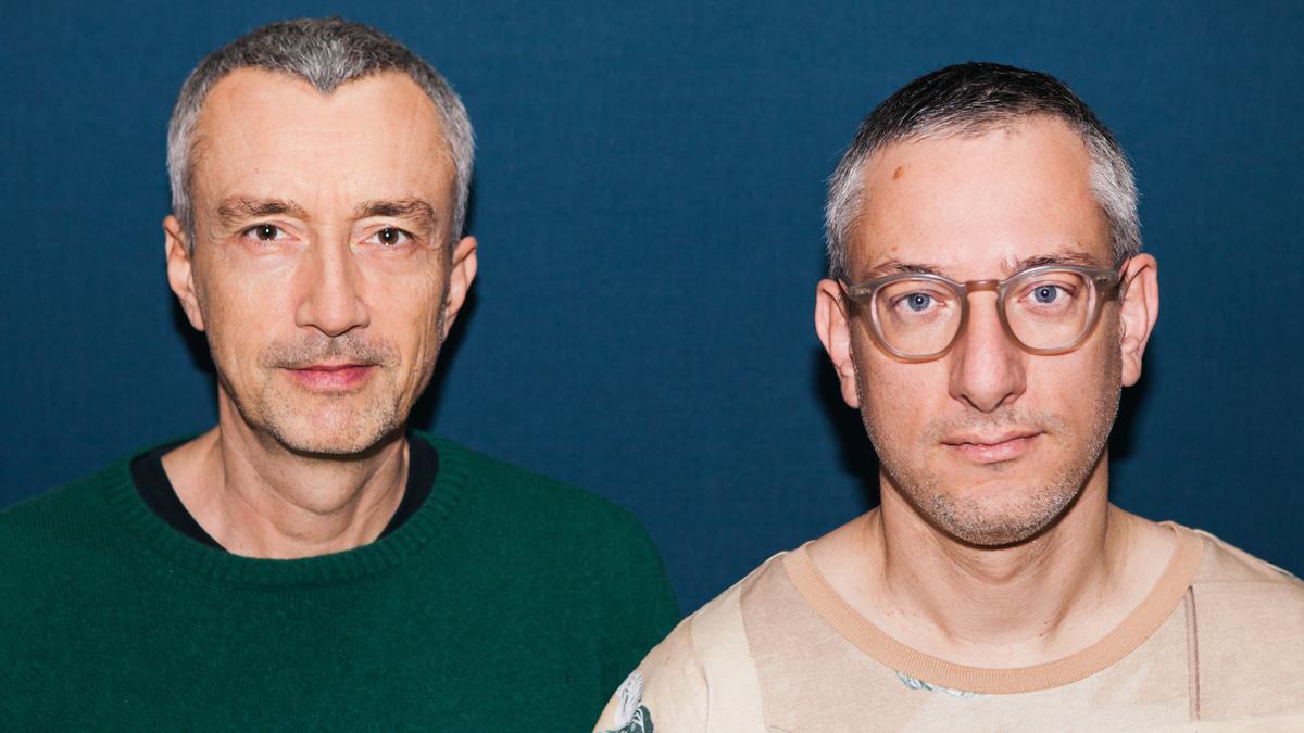 Thomas Koch and Heiko Hoffmann by Hella Wittenberg