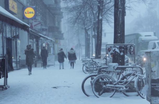 berlin snow winter homeless shelters