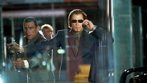 swordfish john travolta 90s downtempo mix
